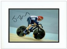 Jason Kenny Autograph Signed Photo - Olympics
